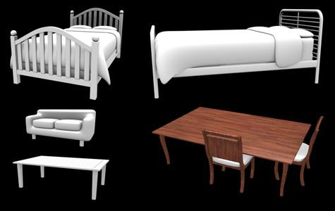 furniture pack preview image