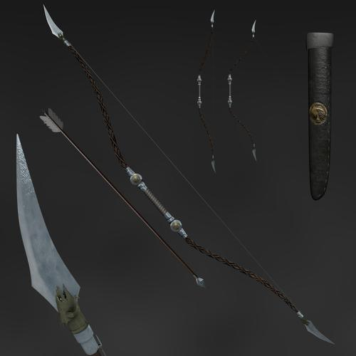 Guardian bow preview image