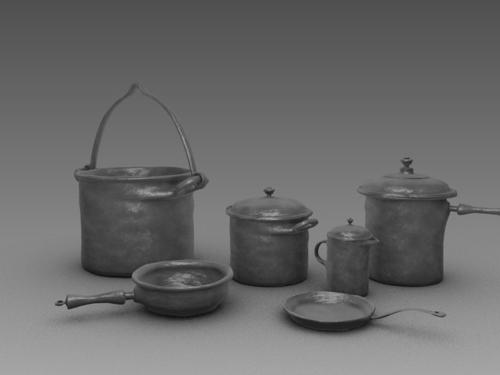 Pots and Pans preview image