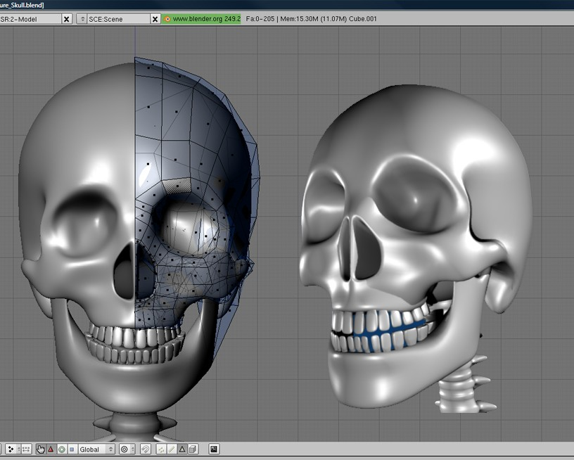 Creature Skull preview image 1