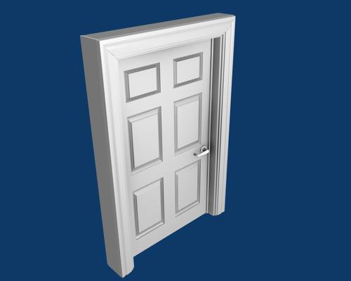 Door + Door Frame preview image