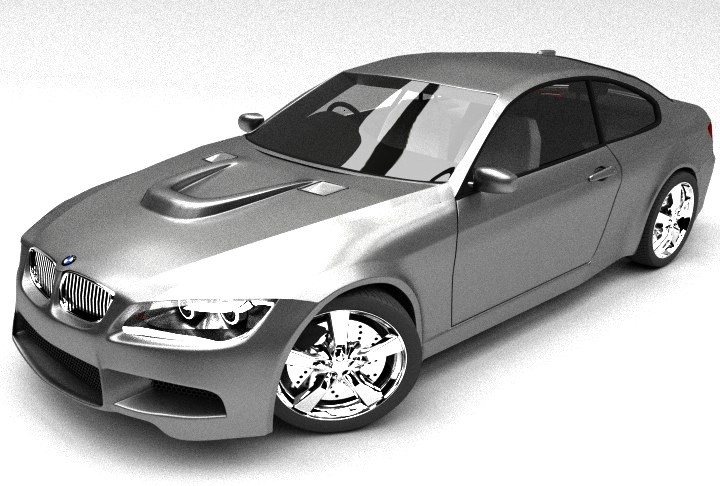 BMW M3 preview image 1