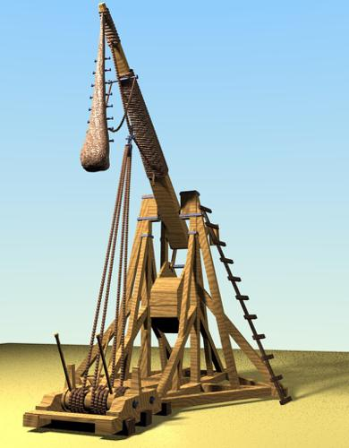Trebuchet preview image