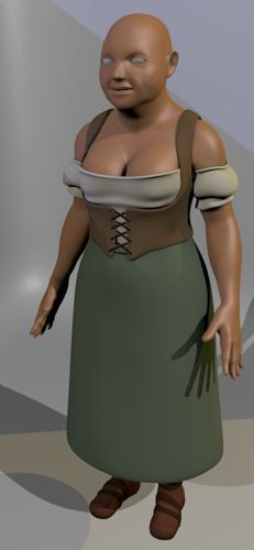 Fat Woman-Wasa preview image