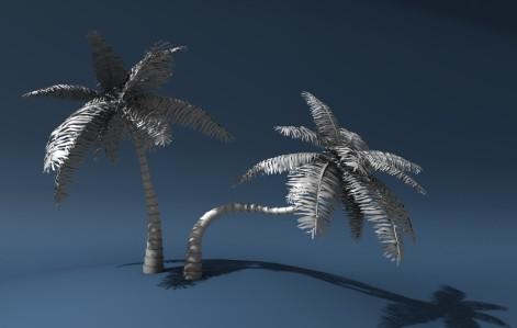 Extendable Palm Tree preview image