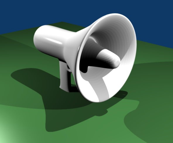 Simple Megaphone preview image 1