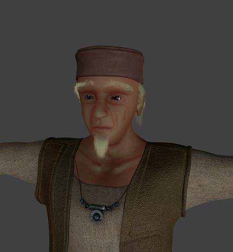 Ishtarian Man B preview image