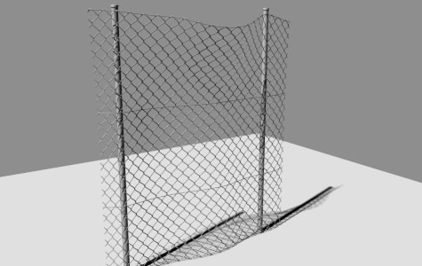 Chain link fence preview image 1