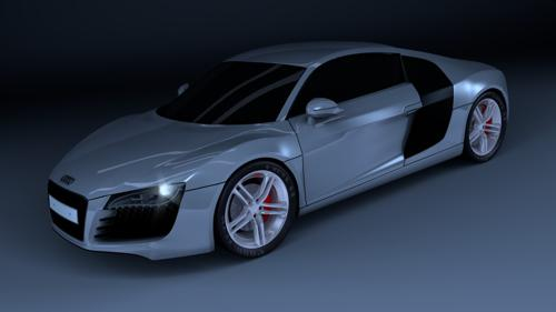 Audi R8 preview image