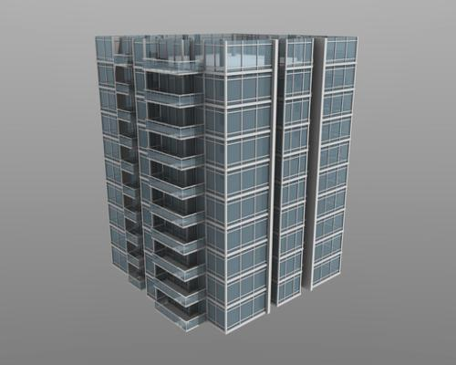 apartment tower floor preview image