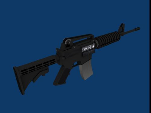 M4 Carbine preview image