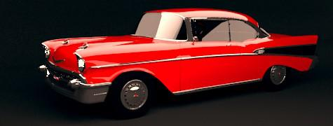 1957 Chevrolet Bel Air preview image
