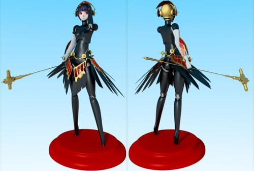 Metis from Persona 3 FES preview image