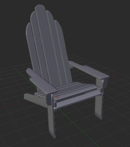 Deck Chair preview image