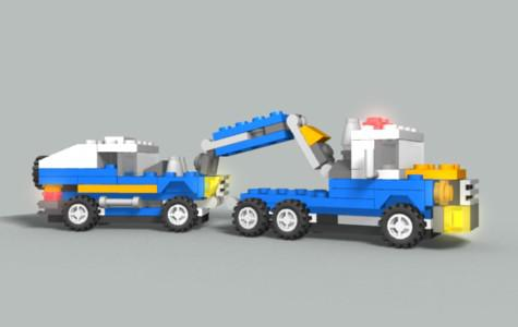 Lego Truck 4838 – Secundary Models preview image