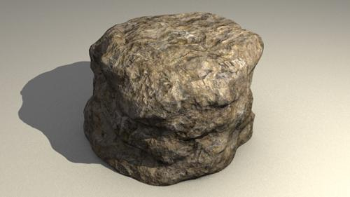 Realistic Rock. preview image
