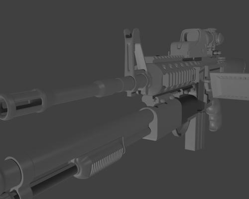 M4A1 preview image