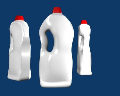 Plastic bottle preview image