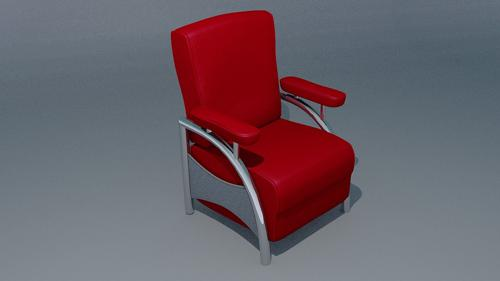 polish armchair preview image