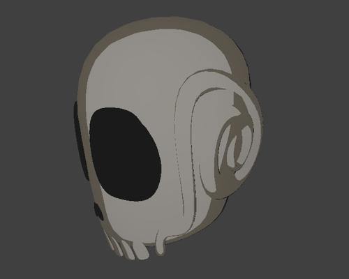 Spiral Skull preview image