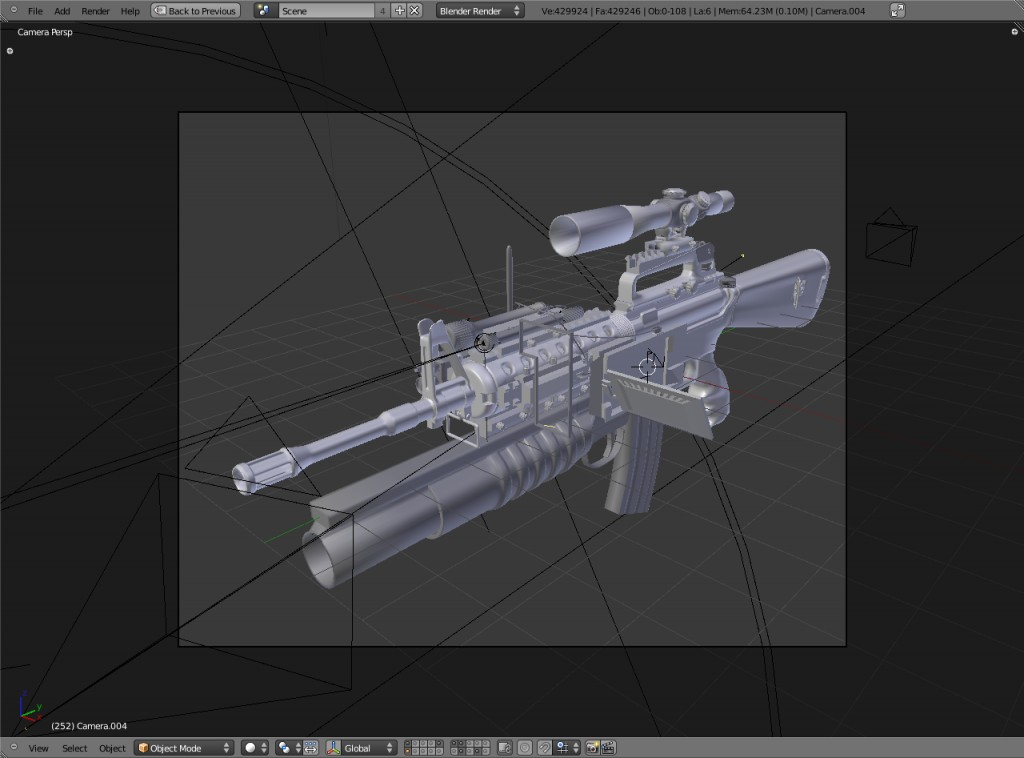 M4A1 version 1.1 preview image 1