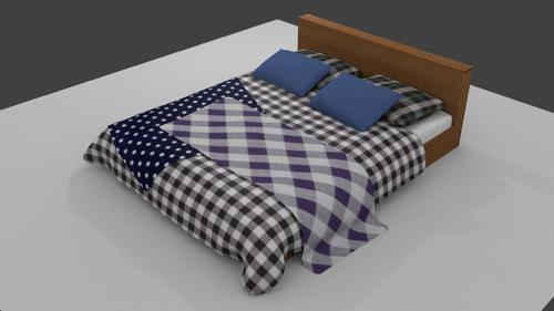 Bed preview image