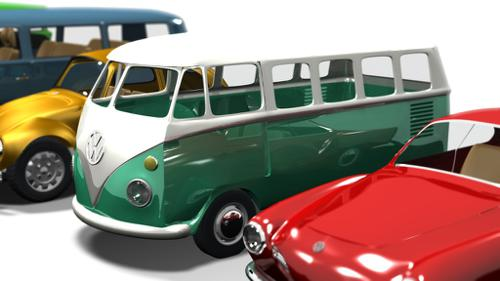 6 classic Volkswagens preview image