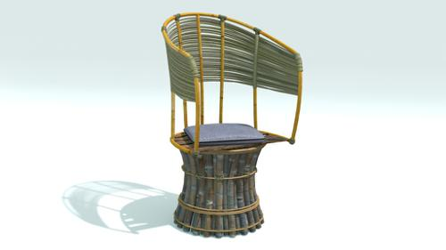 Bamboo Chair preview image