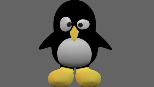 small simple tux preview image