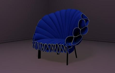 Peacock Chair by Dror preview image