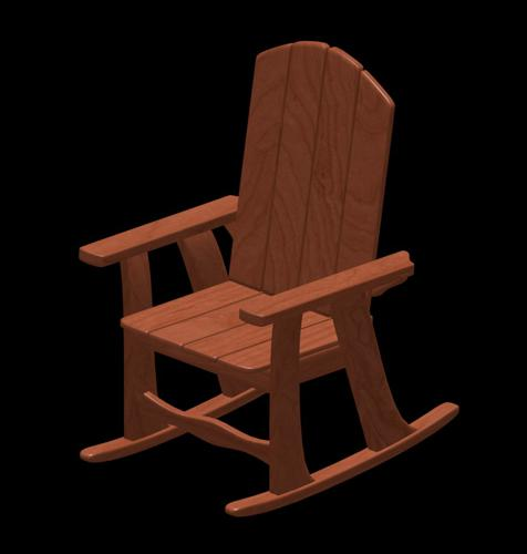 Rocking Chair preview image
