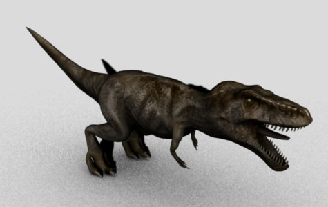 Tyranosaurus Rex Rigged 1.0 preview image 1