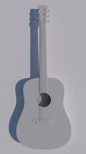Acoustic Guitar preview image