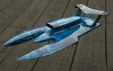 hydroplane Boat preview image