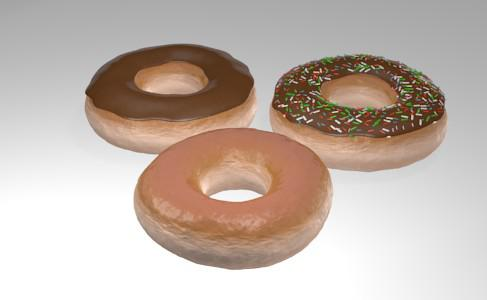 Doughnuts preview image