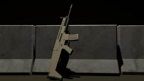 Scar-H 2.0 preview image