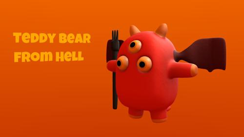 Teddy Bear from Hell preview image