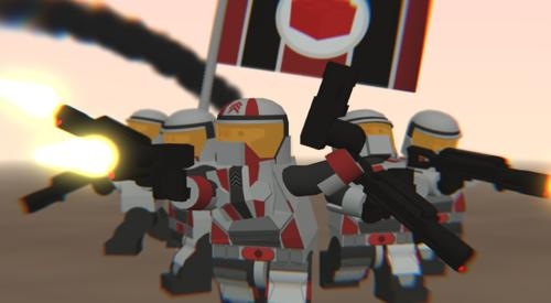 Lego Space Marines! preview image