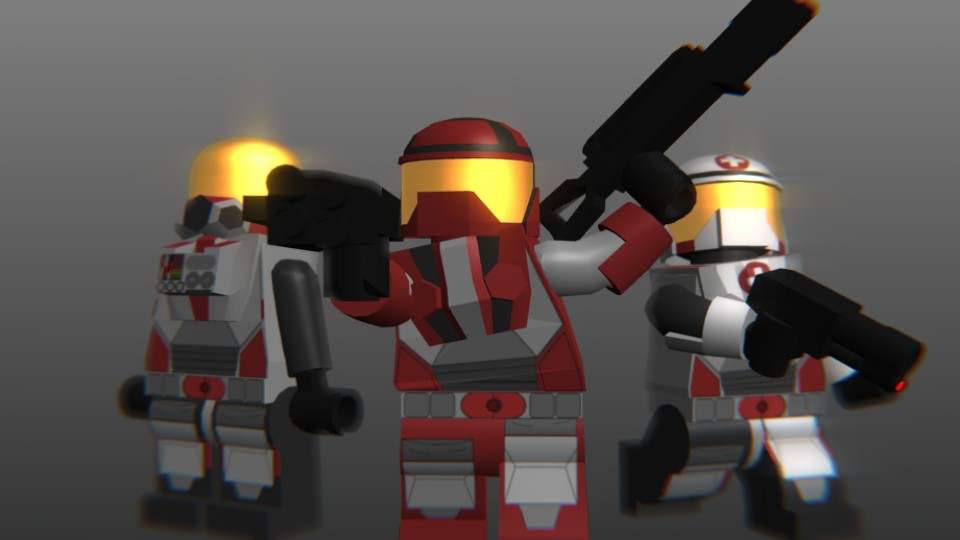 Lego Space Marines Addon Pack 1 preview image 1