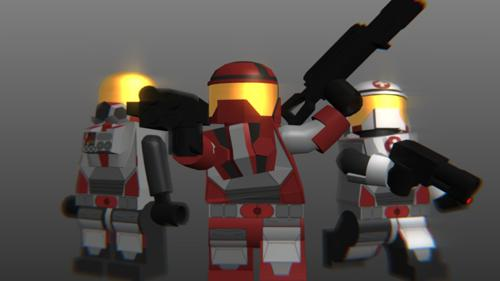 Lego Space Marines Addon Pack 1 preview image