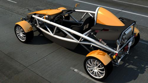 Ariel Atom II preview image