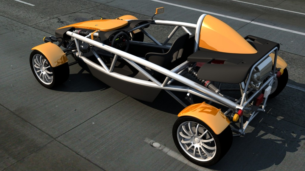 Ariel Atom II preview image 1