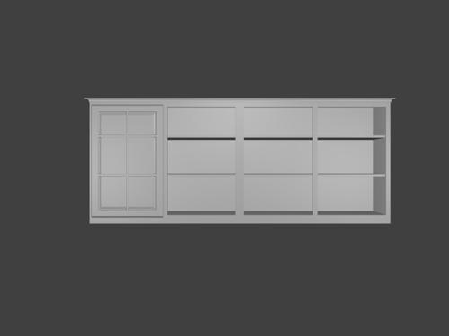 Adjustable Kitchen Cabinet preview image
