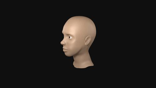 Human Head preview image
