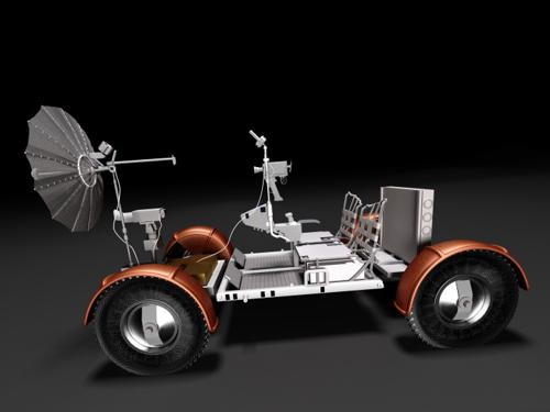 Moon Rover LRV preview image