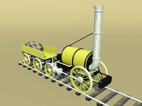 Early Locomotive preview image