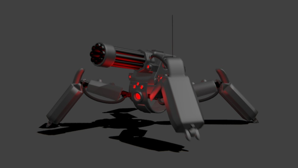 Spider Drone preview image 1