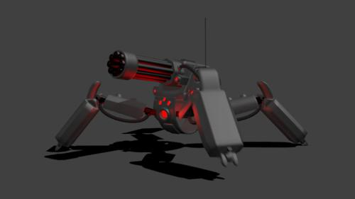 Spider Drone preview image