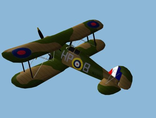 Gloster Gladiator preview image