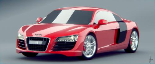 AudiR8 preview image